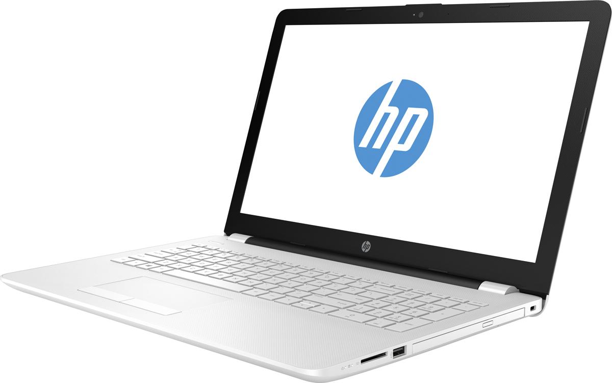 HP 15-bs626ur, Snow White (2YL16EA)518929Стильный ноутбук HP 15-bs626ur, помимо выполнения повседневных задач, поможет вам оставаться на связи весь день. Благодаря неизменно высокой производительности и длительному времени работы от аккумулятора вы можете с комфортом пользоваться Интернетом, вести потоковое вещание и оставаться на связи с нужными людьми.Процессор Intel Core i5 обеспечивает неизменно высокую производительность, которая необходима для работы и развлечений. Надежность и долговечность ноутбука позволят легко выполнять все необходимые задачи.Развлекайтесь и оставайтесь на связи с друзьями и семьей благодаря превосходному дисплею Full HD и камере HD. Кроме того, с этим ноутбуком ваши любимые музыка, фильмы и фотографии будут всегда с вами.Продуманная конструкция и замечательный дизайн этого ноутбука HP с дисплеем диагональю 39,6 см (15,6) идеально подойдут для вашего образа жизни. Изящное оформление, оригинальное покрытие добавят немного цвета в будни.Точные характеристики зависят от модификации.Ноутбук сертифицирован EAC и имеет русифицированную клавиатуру и Руководство пользователя