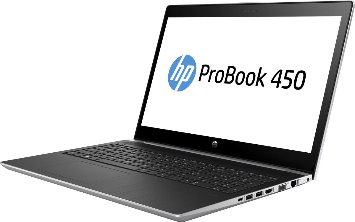HP Probook 450 G5, Pike Silver (2UB66EA)522797Высокопроизводительный ноутбук HP ProBook 450 обладает рабочими характеристиками и параметрами безопасности, необходимыми для современных сотрудников. Этот ноутбук со стильным и прочным корпусом обеспечивает профессионалам гибкие возможности для эффективной работы в офисе и за его пределами.Мощный ноутбук HP ProBook 450 с экраном диагональю 39,6 см (15,6) станет вашим идеальным спутником, куда бы вы ни отправились. С легкостью выполняйте любые задачи благодаря компьютеру, разработанному в соответствии со стандартом MIL-STD 810G и оснащенному алюминиевой клавиатурной панелью.Защита конфиденциальных данных обеспечивается за счет комплексных средств безопасности, таких как HP BIOSphere, встроенный модуль TPM и дополнительное устройство считывания отпечатков пальцев.Защита критически важных данных обеспечивается за счет встроенного модуля TPM 2.0 на основе ключей аппаратного шифрования.Клавиатура HP Premium с защитой от попадания жидкости помогает уберечь ProBook от повреждений.Обеспечьте высокую производительность и сократите время простоев благодаря встроенной полностью автоматизированной технологии защиты HP BIOSphere. Благодаря автоматическим обновлениям и проверкам безопасности вы можете быть уверены в надежной защите вашего ПК.Точные характеристики зависят от модификации.Ноутбук сертифицирован EAC и имеет русифицированную клавиатуру и Руководство пользователя