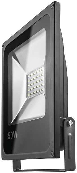 Фото - Прожектор светодиодный ОНЛАЙТ 71 659 OFL-50-4K-BL-IP65-LED. 4670004716595 онлайт светильник онлайт 71 623 obl r1 12 4k wh ip65 led snrv