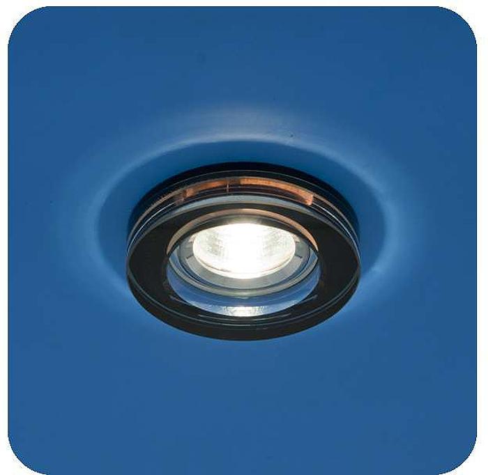 Светильник встраиваемый ITALMAC Bohemia 51 23 71, MR16, цвет: серый. IT8347 растровые встраиваемые светильники 3х14w встраиваемый 600х600