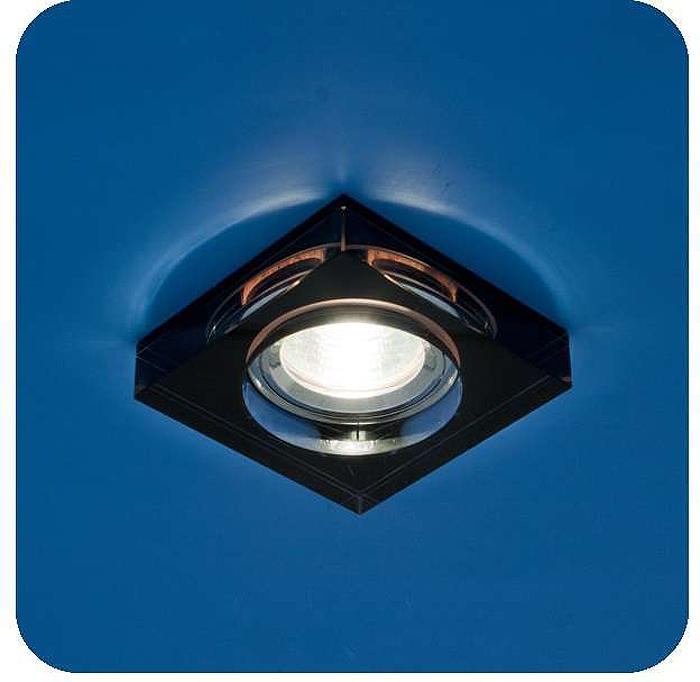 Светильник встраиваемый ITALMAC Bohemia 51 24 71, MR16, цвет: серый. IT8349 растровые встраиваемые светильники 3х14w встраиваемый 600х600