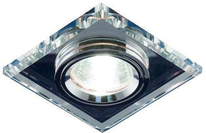 Светильник встраиваемый ITALMAC Bohemia 51 20 70, MR16, цвет: белый. IT2149 растровые встраиваемые светильники 3х14w встраиваемый 600х600