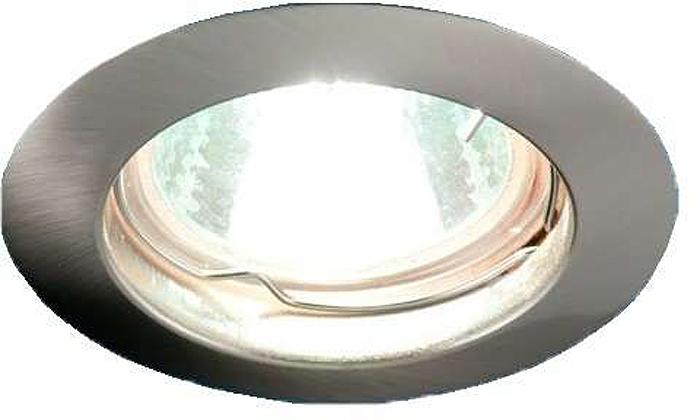 Светильник встраиваемый неповоротный ITALMAC Gamma 51 0 06, литой, MR16, цвет: никель. IT8011IT8011Встраиваемые светильники светодиодные (точечные) позволяют освещать труднодоступные зоны, создают акценты на определенные элементы, что помогает дизайнеру решать различные задачи в оформлении интерьера. Эти широкие возможности точечных элементов освещения позволили им завоевать такую огромную популярность.