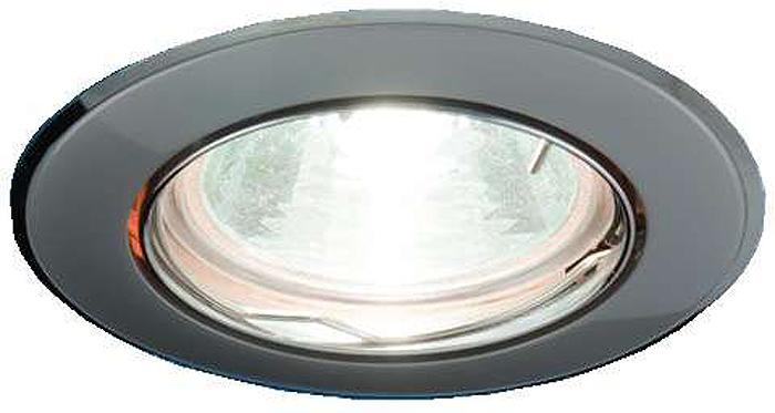 Светильник встраиваемый поворотный ITALMAC Nika 51 1 23, литой, комбинированный, MR16 цвет: матовый хром. IT8167 растровые встраиваемые светильники 3х14w встраиваемый 600х600