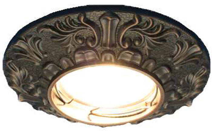 Светильник встраиваемый неповоротный ITALMAC Regal 51 1 18, литой, MR16, цвет: медь. IT8446IT8446Встраиваемые светильники светодиодные (точечные) позволяют освещать труднодоступные зоны, создают акценты на определенные элементы, что помогает дизайнеру решать различные задачи в оформлении интерьера. Эти широкие возможности точечных элементов освещения позволили им завоевать такую огромную популярность.