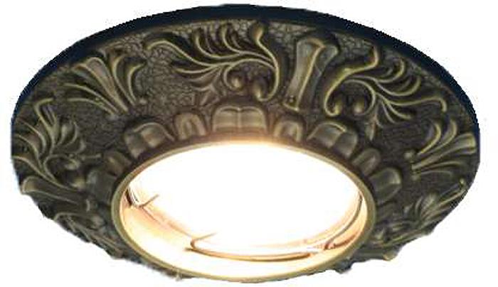 Светильник встраиваемый неповоротный ITALMAC Regal 51 1 19, литой, MR16, цвет: бронза. IT8447IT8447Встраиваемые светильники светодиодные (точечные) позволяют освещать труднодоступные зоны, создают акценты на определенные элементы, что помогает дизайнеру решать различные задачи в оформлении интерьера. Эти широкие возможности точечных элементов освещения позволили им завоевать такую огромную популярность.