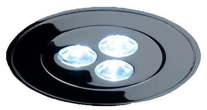 Светильник встраиваемый поворотный ITALMAC Vega 03 01 05, светодиодный, с драйвером, 3 Вт, цвет: хром. IT2422IT2422Встраиваемые светильники светодиодные (точечные) позволяют освещать труднодоступные зоны, создают акценты на определенные элементы, что помогает дизайнеру решать различные задачи в оформлении интерьера. Эти широкие возможности точечных элементов освещения позволили им завоевать такую огромную популярность.
