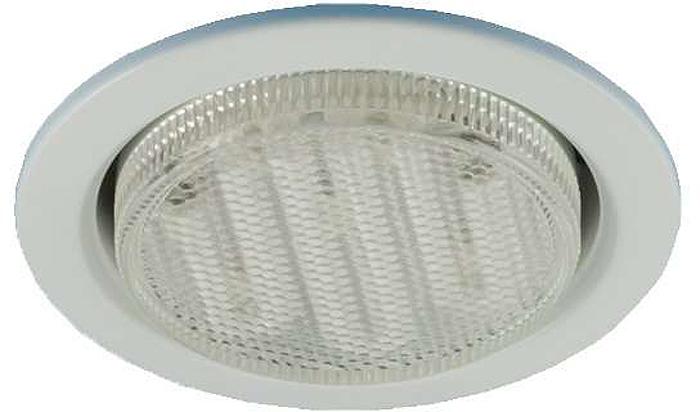 Светильник встраиваемый ITALMAC Montana 53 LED 08 01, 8 Вт, 4000 К, 600 Лм, цвет: белый. IT8541IT8541Встраиваемые светильники светодиодные (точечные) позволяют освещать труднодоступные зоны, создают акценты на определенные элементы, что помогает дизайнеру решать различные задачи в оформлении интерьера. Эти широкие возможности точечных элементов освещения позволили им завоевать такую огромную популярность.