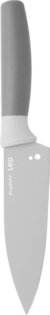 Нож поварской BergHOFF, с отверстиями для очистки розмарина, длина лезвия 14 см3950041Нож поварской BergHOFF с отверстиями для чистки розмарина изготовлен из нержавеющей стали. Мягкая ручка выполнена из полипропилена. Рекомендуется мыть вручную.