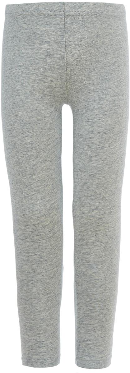 Леггинсы для девочки Button Blue, цвет: серый. 118BBGC13021900. Размер 104118BBGC13021900Детские леггисы - удобная и практичная одежда для лета. Купить леггинсы для девочки, значит обеспечить ее модным и функциональным предметом гардероба, который можно носить с повседневной одеждой или использовать для занятий спортом. Трикотажные леггинсы идеально сочетаются с юбками и платьями, а также со многими другими вещами.
