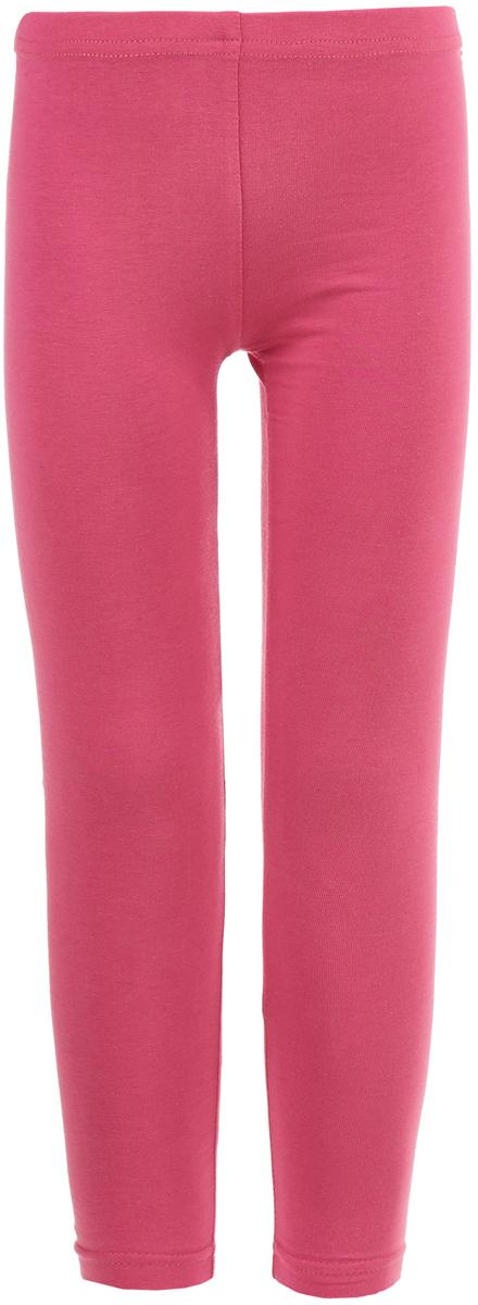 Леггинсы для девочки Button Blue, цвет: розовый. 118BBGC13021200. Размер 122118BBGC13021200Детские леггисы - удобная и практичная одежда для лета. Купить леггинсы для девочки, значит обеспечить ее модным и функциональным предметом гардероба, который можно носить с повседневной одеждой или использовать для занятий спортом. Трикотажные леггинсы идеально сочетаются с юбками и платьями, а также со многими другими вещами.