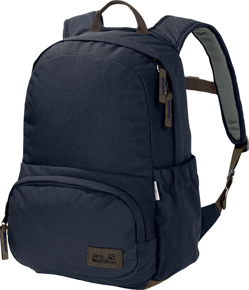 Рюкзак городской Jack Wolfskin  Kids Croxley , цвет: темно-синий. 2006121-1033 - Рюкзаки