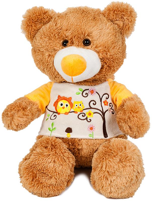 Maxitoys Мягкая игрушка Мишка Берни 29 см maxitoys мягкая игрушка мишка тони с бантом 20 см