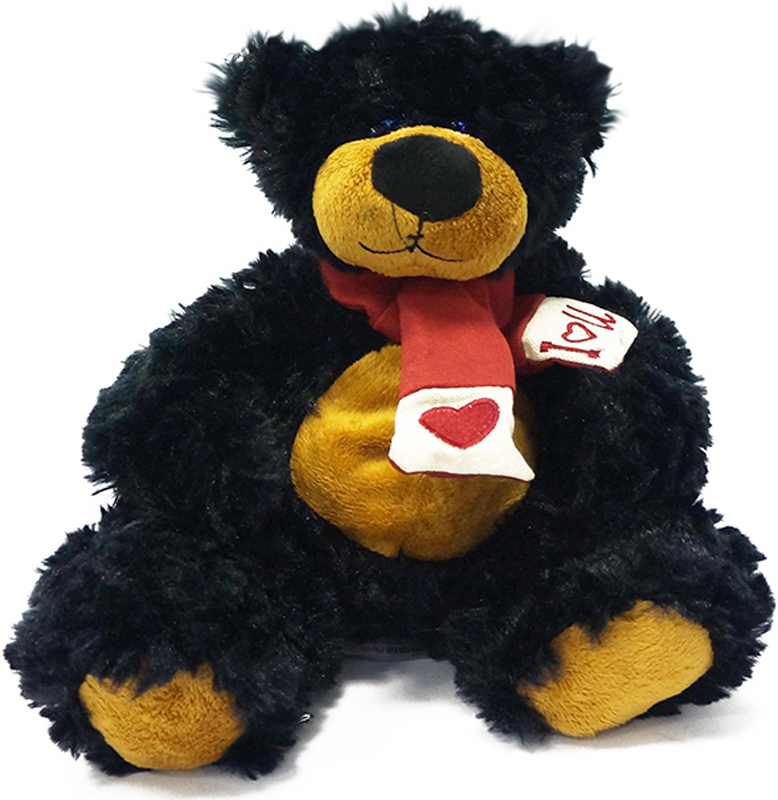 Maxitoys Мягкая игрушка Медведь Блейк 35 см uglydoll мягкая игрушка gorgeous 35 см