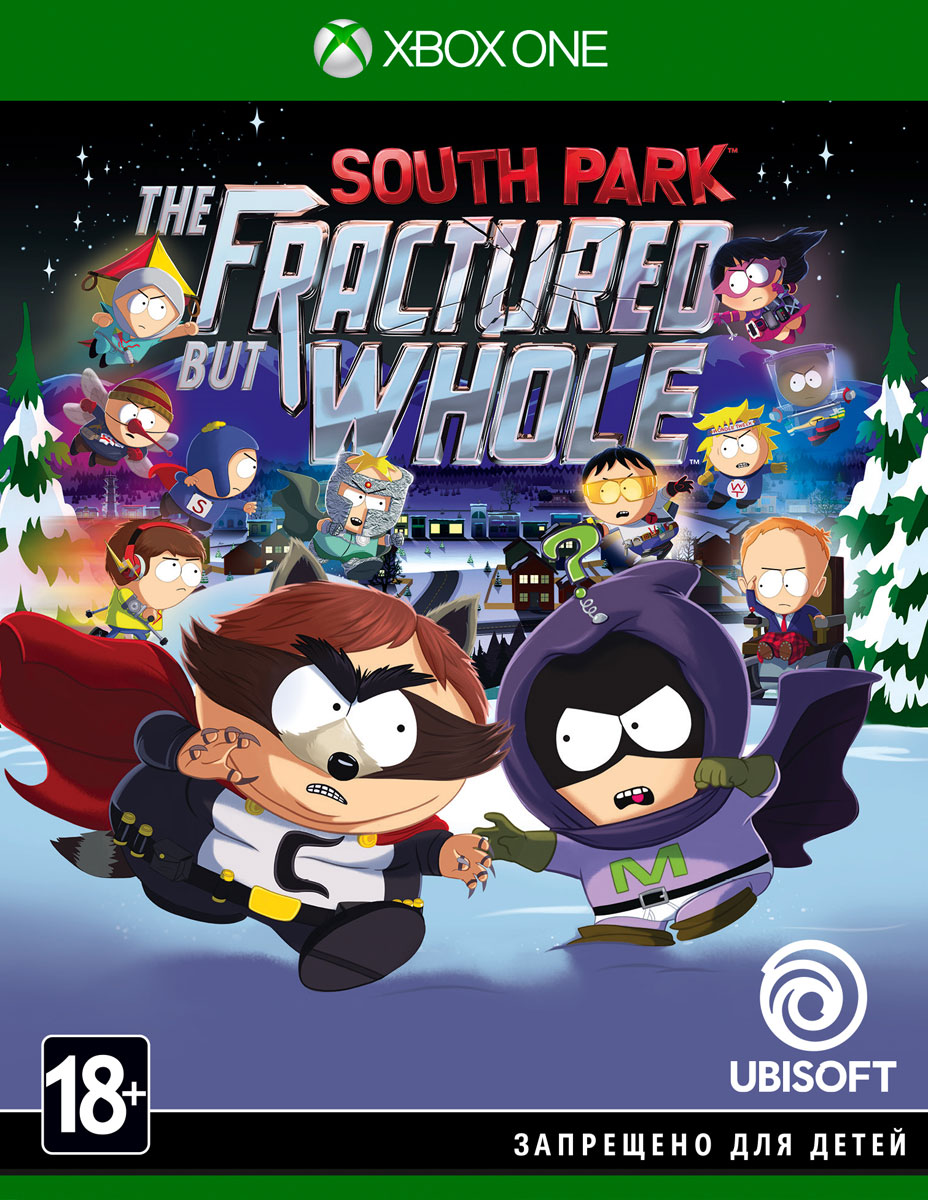 Zakazat.ru South Park: The Fractured but Whole (Xbox One)