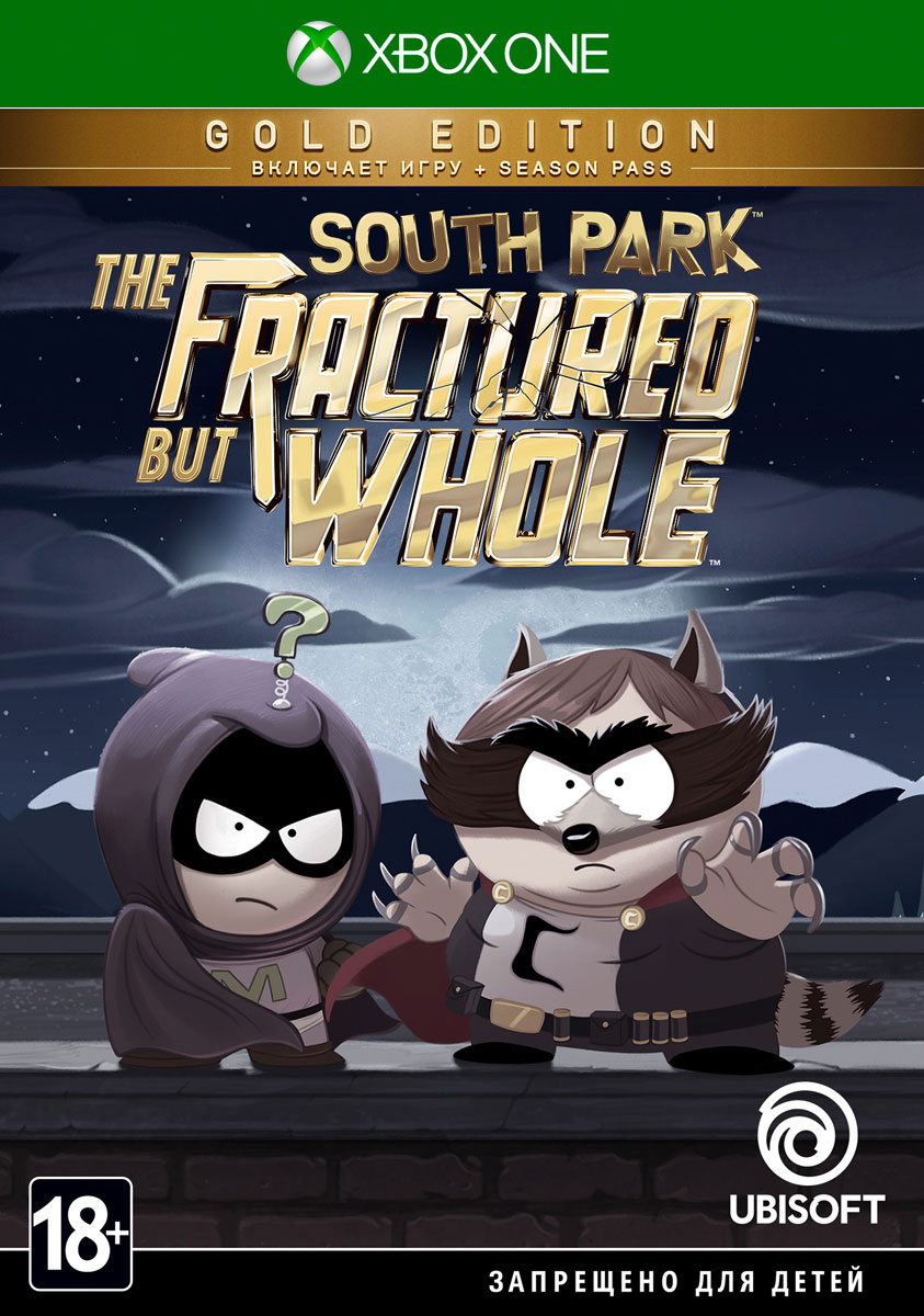 Zakazat.ru South Park: The Fractured but Whole. Gold Edition (Xbox One)