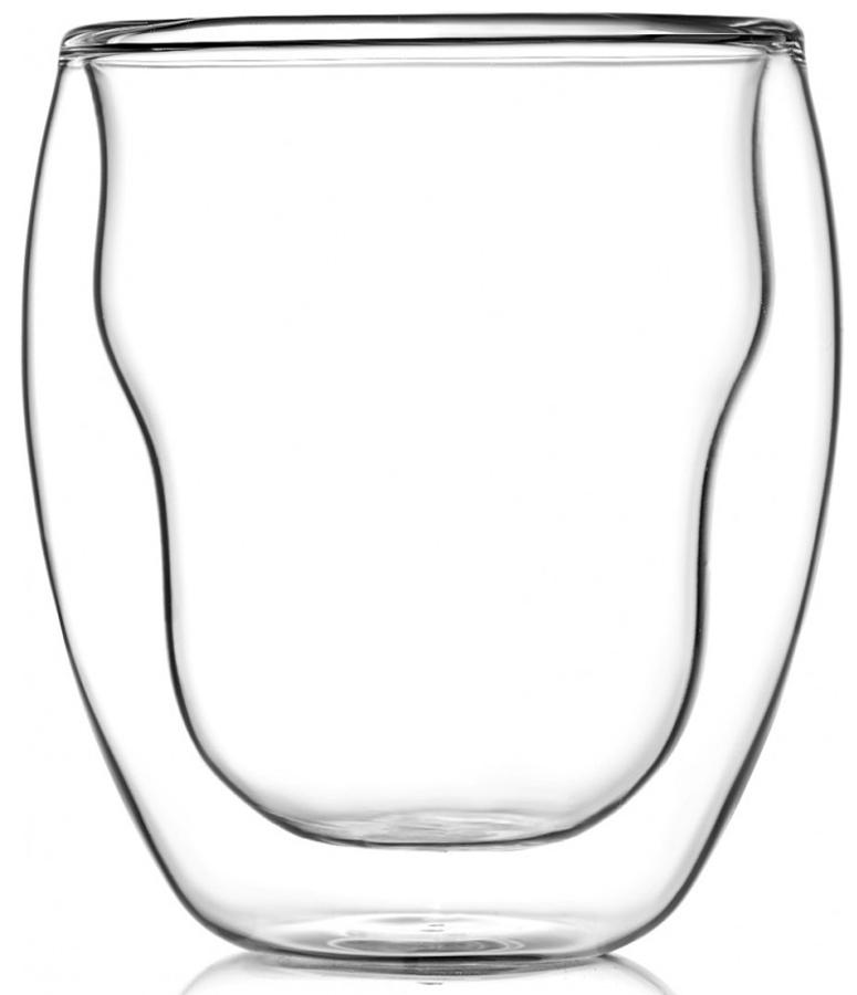 """Набор термобокалов Walmer """"Prince"""" выполнены из двойного боросиликатного стекла, что  позволяет не только держать горячие напитки горячими в течение более длительного времени,  но он также позволяет холодным напиткам оставаться холодными дольше. Боросиликатное  стекло создает впечатление, будто напиток """"плавает"""" внутри термобокала. Он намного легче,  чем стакан из обычного стекла. Еще одна приятная особенность - отсутствие конденсата, что  препятствует возникновению грязных следов от бокала. Термобокалы можно использовать в  микроволновой печи и мыть в посудомоечной машине."""