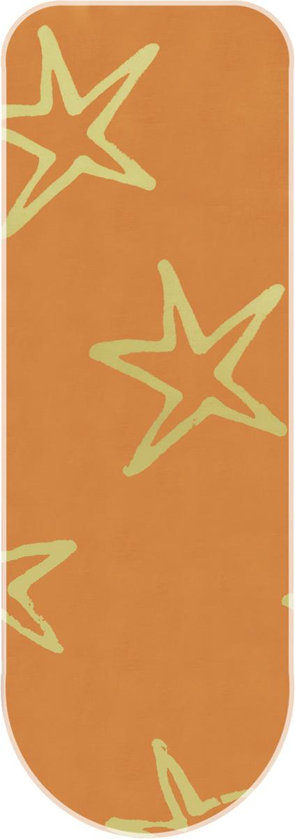 Чехол для гладильной доски Attribute Express, с поролоном, цвет: желтый, 140 х 60 смABE105_желтыйЧехол для гладильной доски Attribute Express необходим для обеспечения идеальногорезультата в процессе глажения вещей. Покрытие из натурального хлопка обеспечиваетмаксимальную скорость скольжения утюга и 100% паропроницаемость. Хлопковый чехол имеетподкладку из поролона (мягкого пенополиуретана). Затяжной шнур определяет удобную инадежную фиксацию чехла на доске. Кроме того, наличие шнура делает чехол пригодным длягладильной доски любой формы и меньшего размера. Край хлопкового чехла обработан особойлентой, предотвращающей распускание ткани. Устойчивый рисунок сохраняется длительноевремя, даже под воздействием высоких температур. Размер чехла: 140 х 60 см.