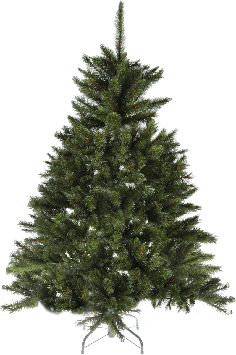 """Ель Triumph Tree """"Императрица с шишками"""", цвет: зеленый, высота 185 см"""