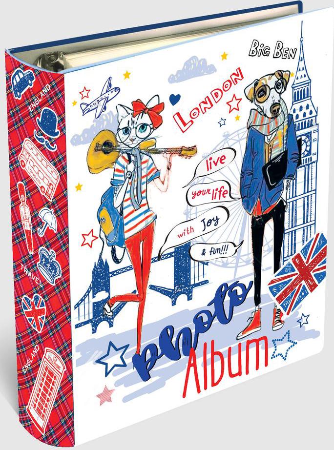 Фотоальбом Magic Home  Модный Лондон . 77006 -  Карнавальные костюмы и аксессуары
