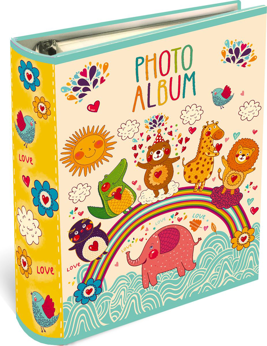 Фотоальбом Magic Home  Слоник и радуга . 77012 -  Карнавальные костюмы и аксессуары