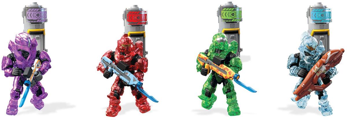 Mega Bloks/Mega Construx Игровой набор Halo Супер набор игровые наборы mega bloks игровой набор класс физкультуры