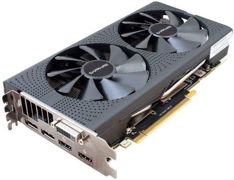 Sapphire Pulse Radeon RX 570 8GB видеокарта