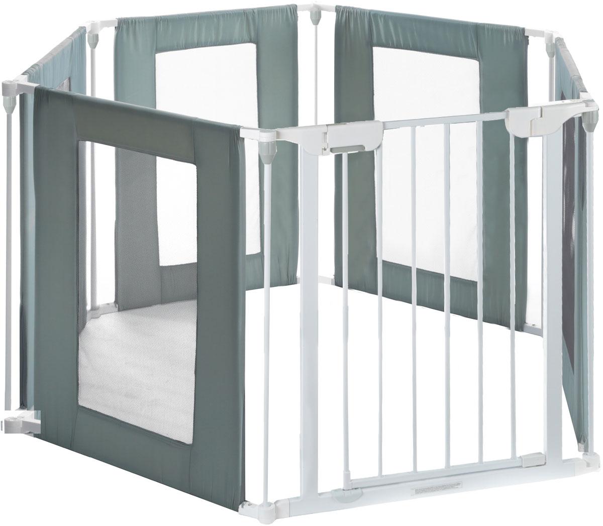 Baby Safe Манеж 373 х 373 х 74 см - Детская комната