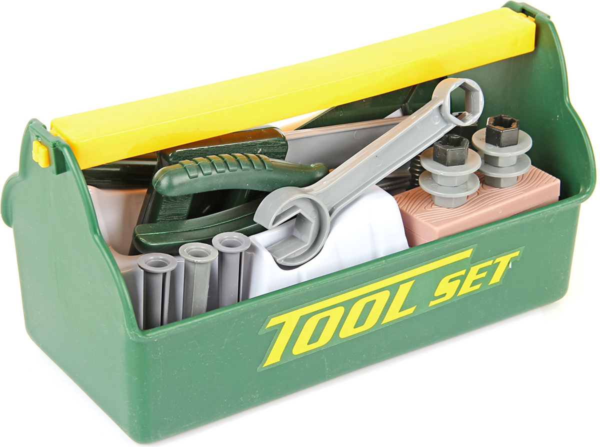 Veld-Co Набор инструментов 58436 veld co игровой набор с куклой торговый центр