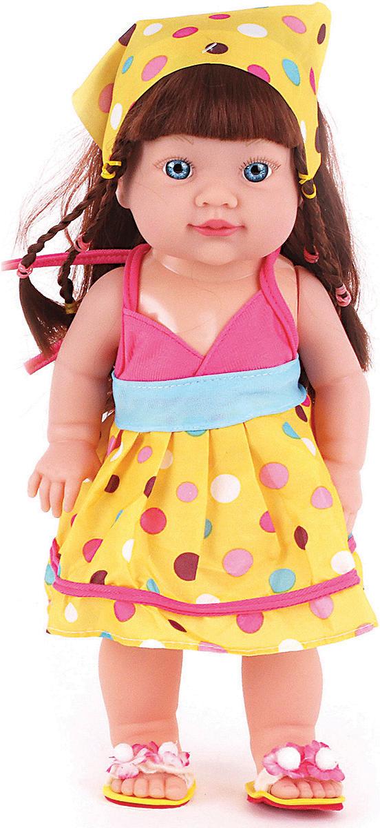 Lisa Jane Кукла озвученная Елена куклы и одежда для кукол lisa jane кукла ем мороженое