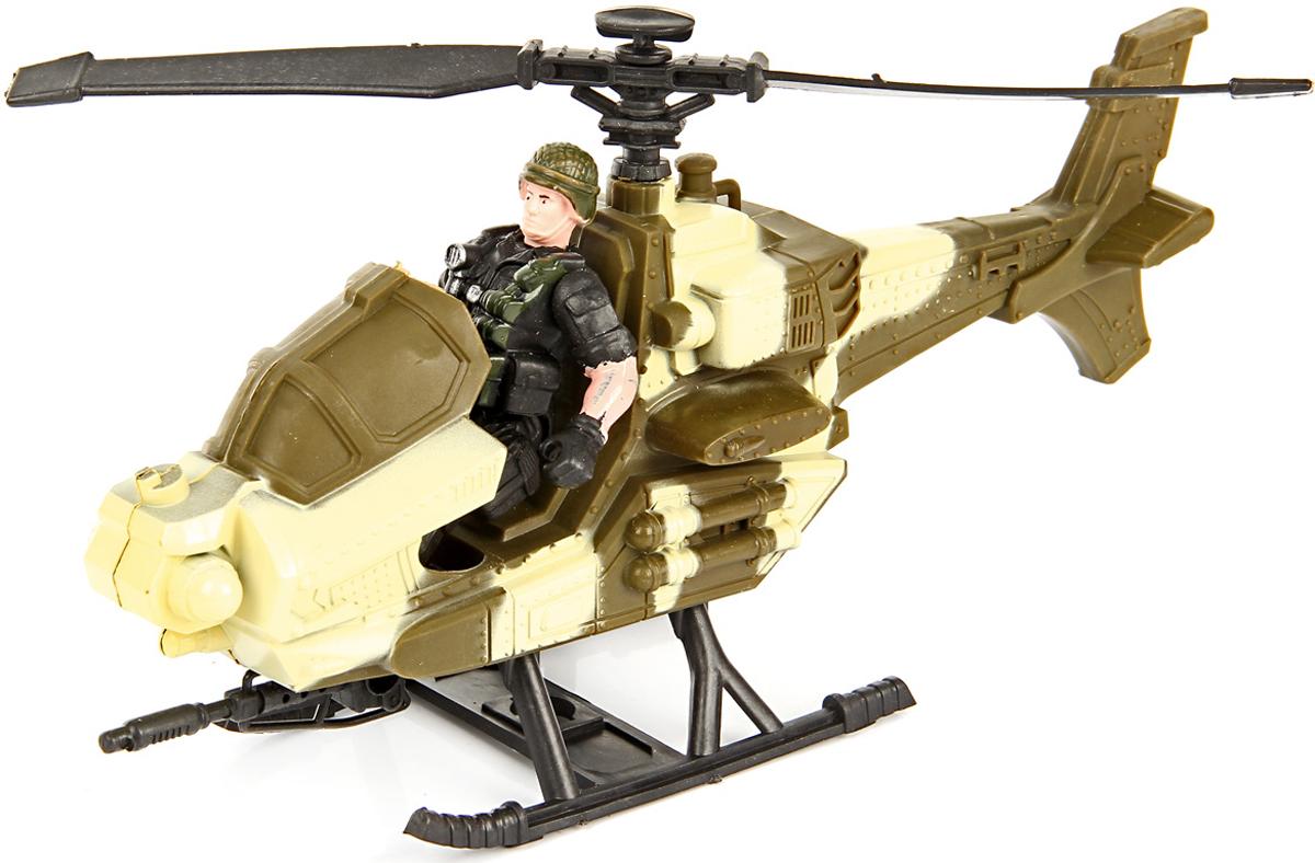 Veld-Co Набор военный для сюжетной игры с аэросанями и оружием veld co игровой набор с куклой торговый центр
