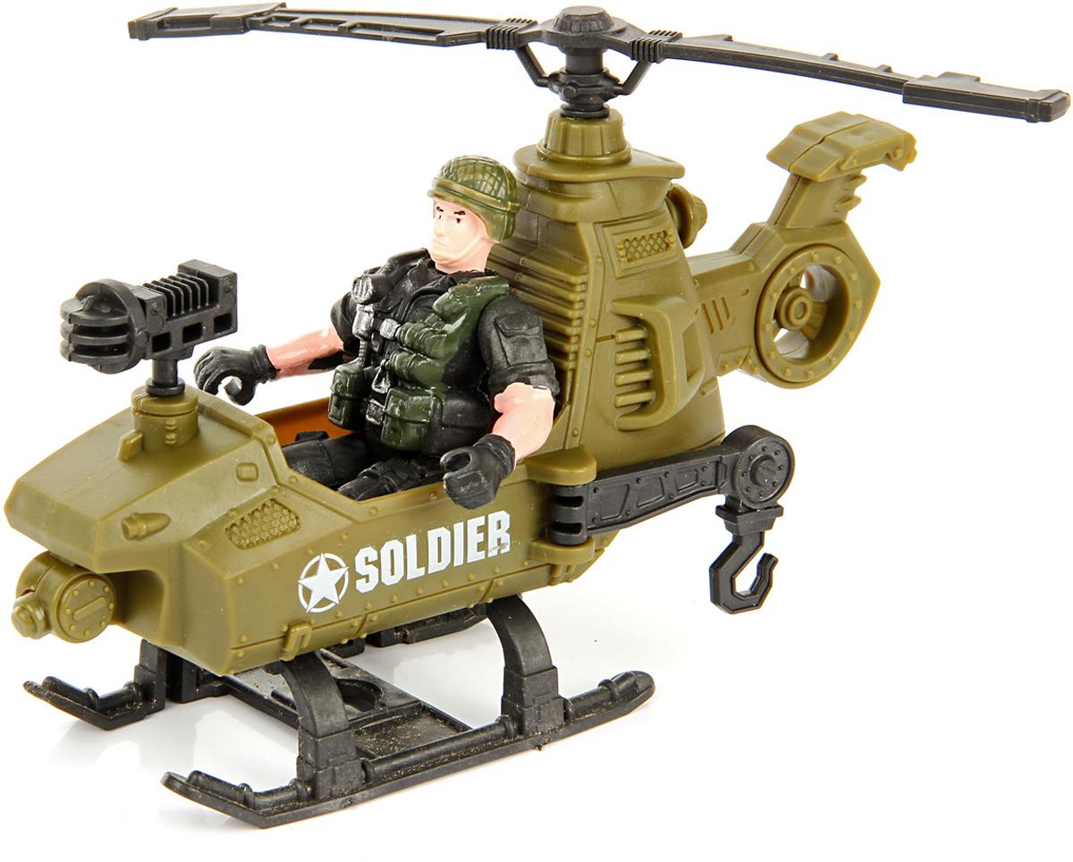 Veld-Co Набор военный для сюжетной игры с аэросанями veld co игровой набор с куклой торговый центр