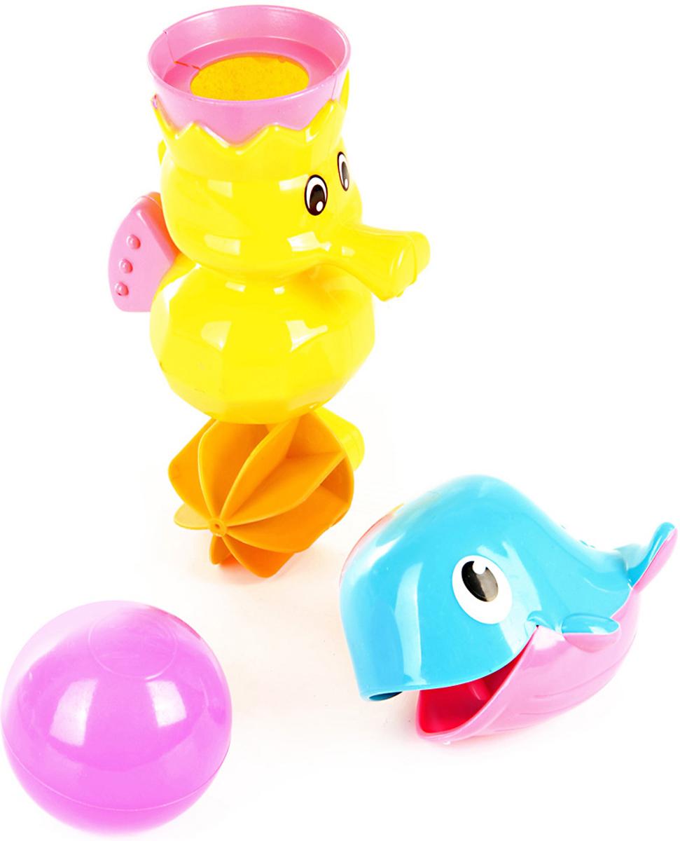 Ути Пути Набор игрушек для ванной 3 шт 61563 lubby набор игрушек для ванной морской мир 4 шт