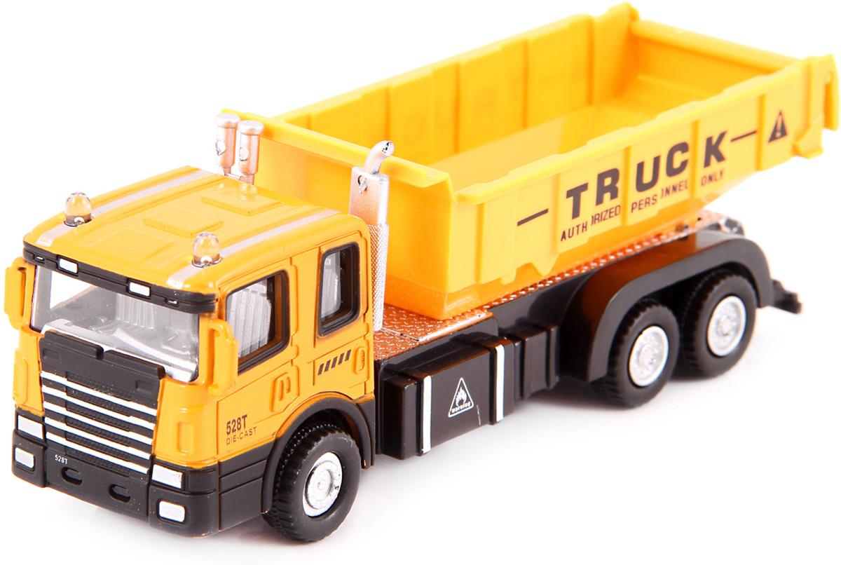 Drift Машина спецтехника Tip-Truck модуль со световыми и звуковыми эффектами bruder 02 801