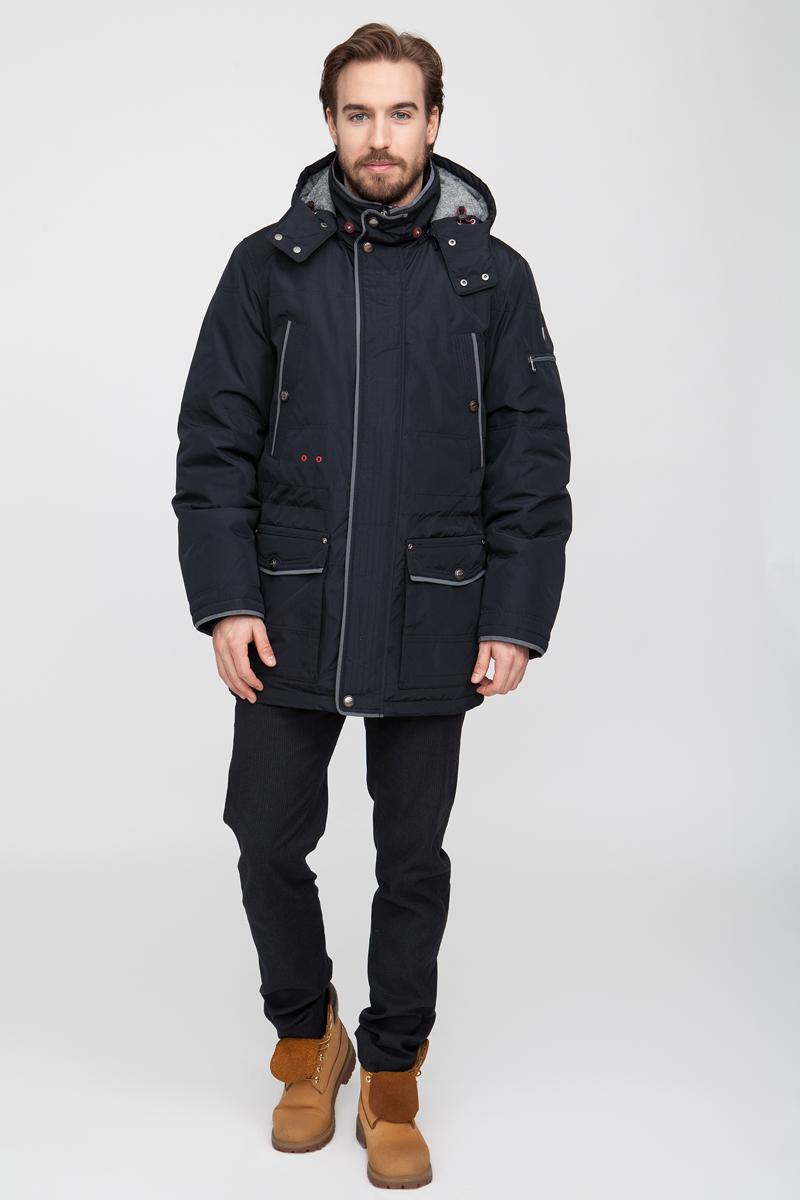Куртка мужская Vizani, цвет: синий. 31558С_99. Размер 5231558С_99