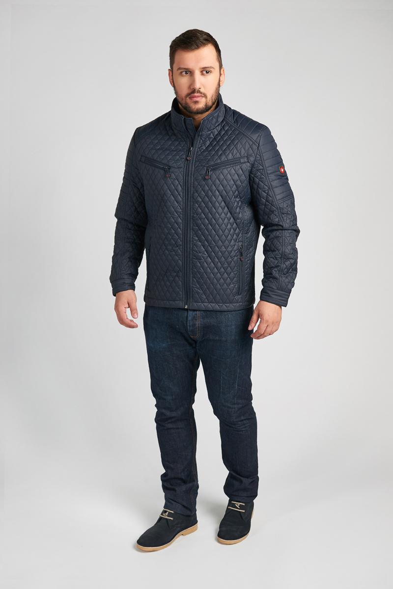 Куртка мужская Vizani, цвет: синий. 20582С_99. Размер 4620582С_99