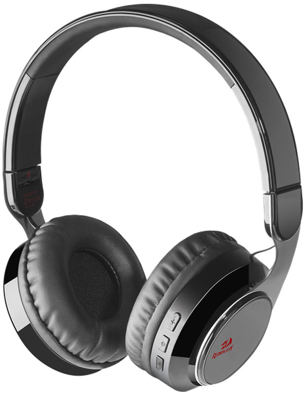 Redragon Sky B, Black Bluetooth-гарнитура
