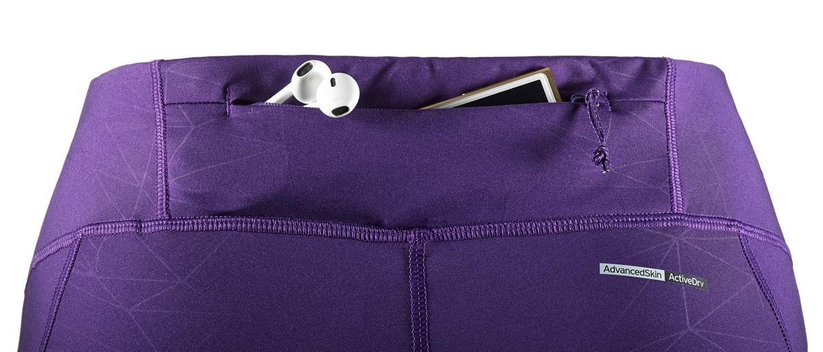 Удобные женские тайтсы Salomon изготовлены из высококачественного эластичного полиэстера, они великолепно тянутся и не сковывают движения. Обтягивающие тайтсы дополнены поясом с эластичной резинкой. Комфортные плоские швы исключают риск натирания даже во время интенсивных занятий спортом. Тайтсы дополнены потайным, втачным карманом на застежке-молнии. Низ брючин также дополнен застежками-молниями. Такие тайтсы послужат отличным дополнением к вашему спортивному гардеробу, в них вы будете чувствовать себя комфортно и уютно.