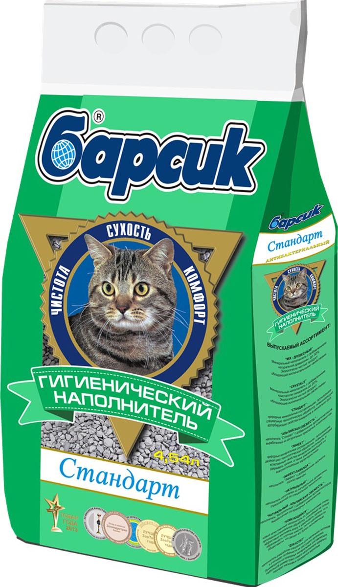 Наполнитель для кошачьего туалета Барсик