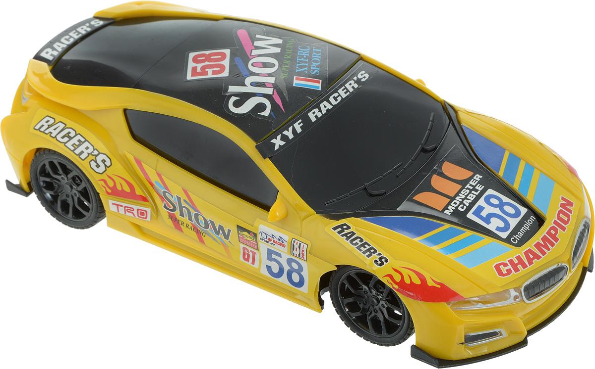 Taiko Машина гоночная на радиоуправлении StreetZone цвет желтый 0686