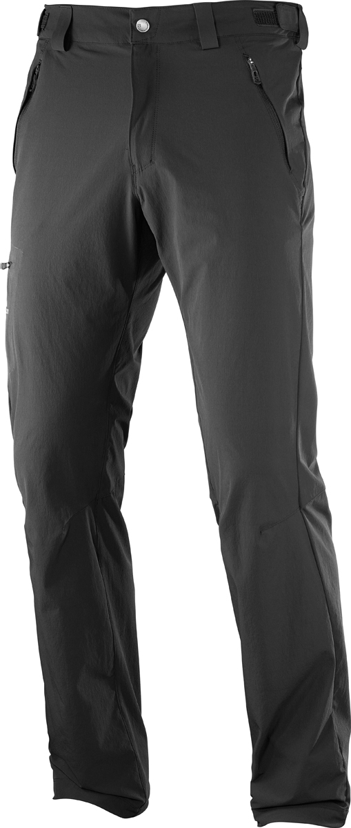 Брюки мужские Salomon Wayfarer Pant M, цвет: черный. L39312500. Размер 54-32 (56-32) lcd screen display for philips xenium x1560 ctx1560 x2300 x2301 x333 ctx333 replacement free shipping
