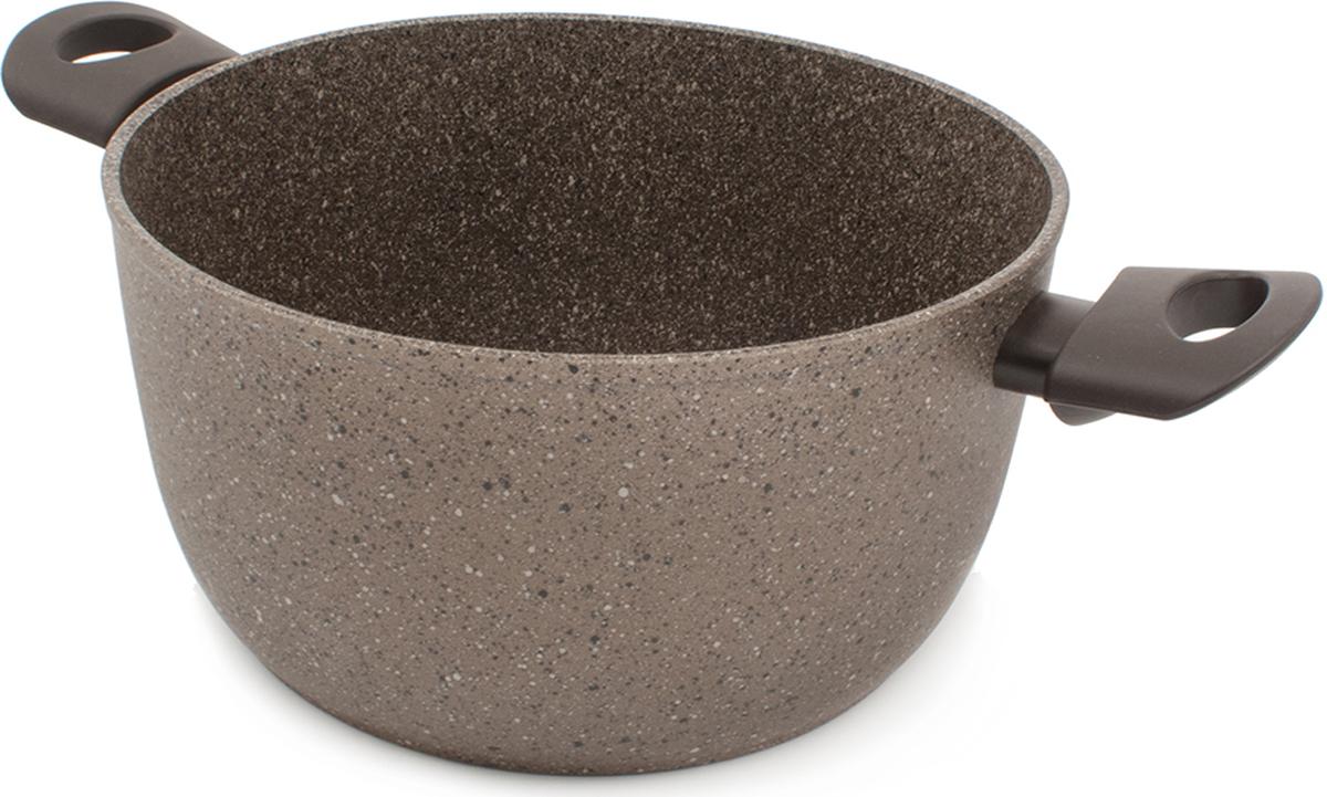 Кастрюля TimA Art Granit, с антипригарным покрытием, 4 л