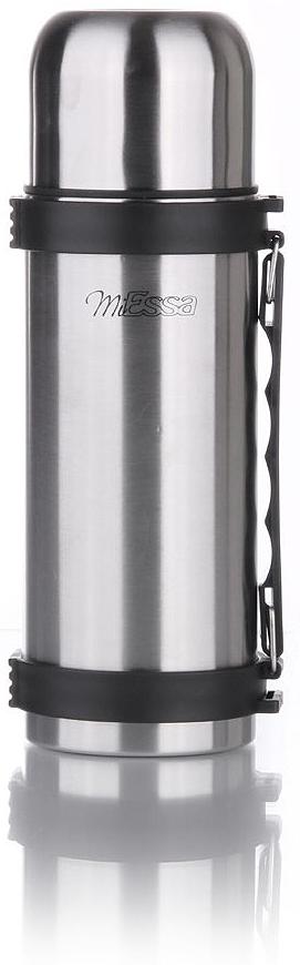 Термос MiEssa Aqua, 1,8 л. MEC180LSMEC180LSТермос изготовлен из нержавеющей стали и пластика. В этом термосе применена система высококачественной вакуумной изоляции. Термос помогает сохранить температуру в течение 12 часов для горячих напитков и 24 часов для холодных.Особенностью термоса является наличие герметичной разборной пробки-стопора клапанного типа для удобного наливания напитков.