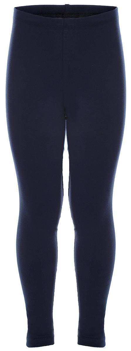 Леггинсы для девочки Sela, цвет: темно-синий. PLG-515/513-8121. Размер 98PLG-515/513-8121Леггинсы для девочки от Sela станут отличным дополнением к детскому гардеробу. Изготовленные из эластичного хлопка, они мягкие, очень приятные на ощупь, не сковывают движения и позволяют коже дышать. Леггинсы дополнены на талии широкой эластичной резинкой. В таких леггинсах вашей принцессе будет комфортно и уютно!