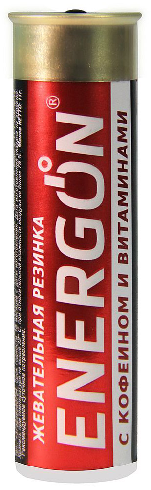 Energon Актив Драйв жевательная резинка тонизирующая, патрон № 5 energon slimshot для легкой жизни жевательная резинка тонизирующая 5 шт