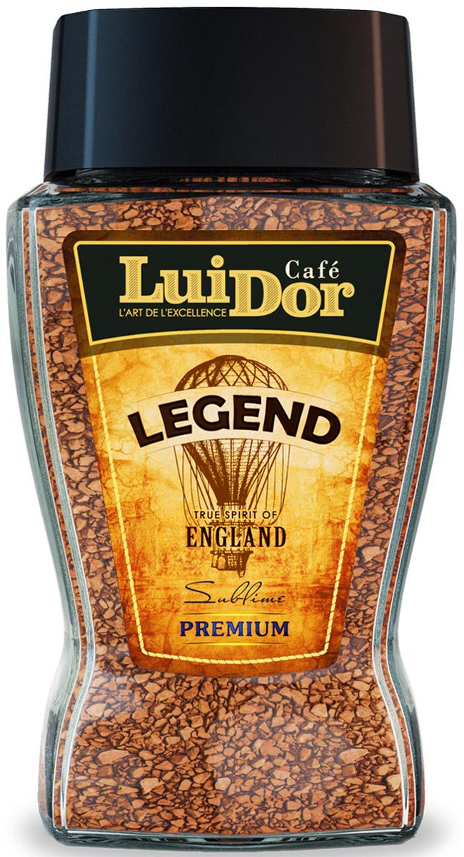 Фото Luidor Legend кофе растворимый сублимированный, 95 г