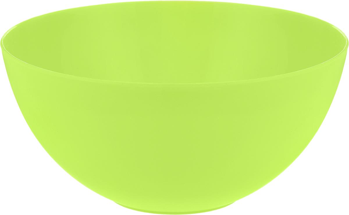Салатница Oriental Way, цвет: салатовый, диаметр 17 см салатница oriental way oriental way шафран 20см rdb 8b