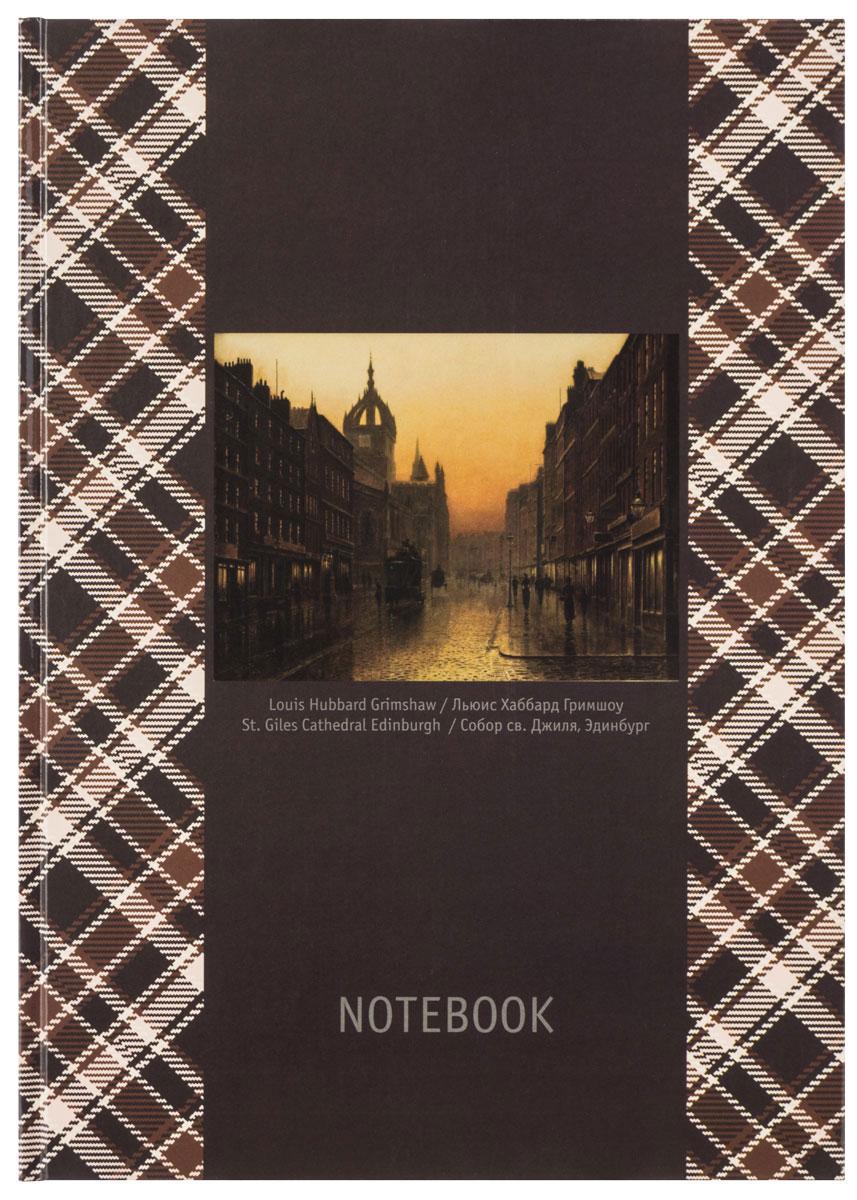 Action! Блокнот Шотландка 80 листов в клетку формат А4 бра mantra 5236 5240 5170
