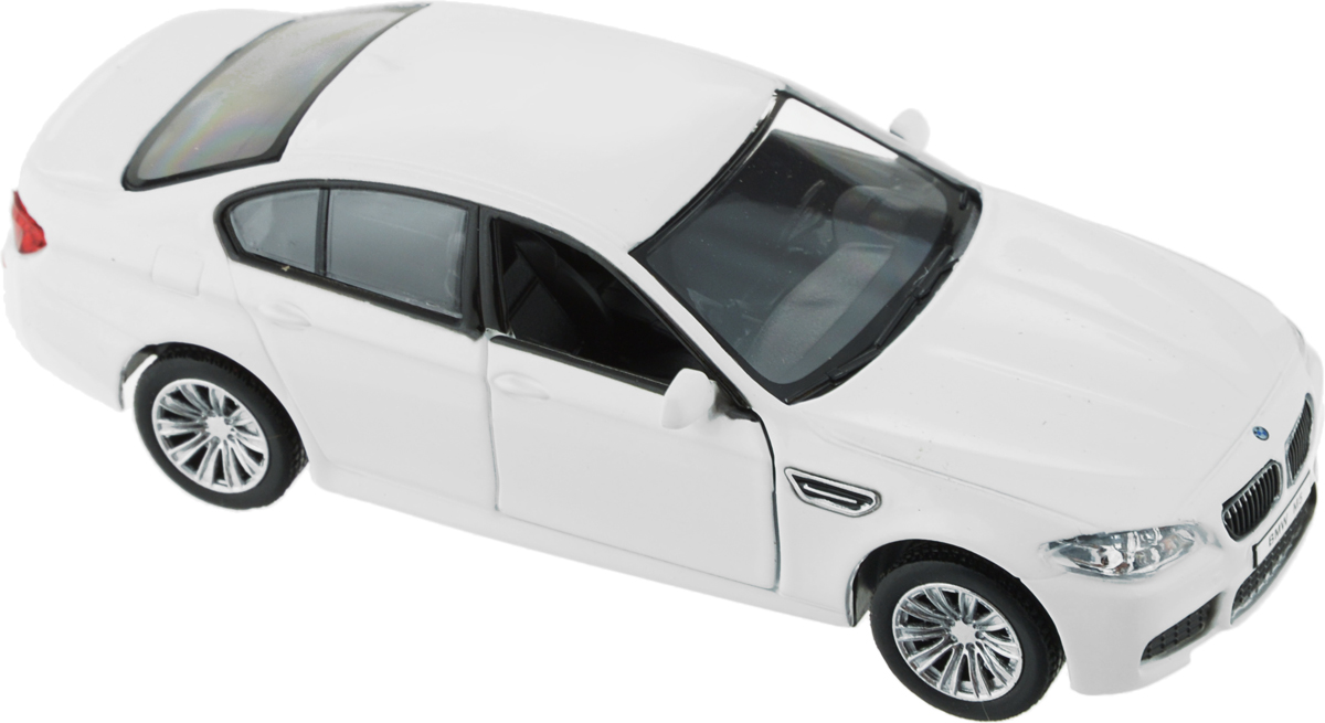 Autotime Модель автомобиля BMW M5 цвет белый autotime collection 11446 уаз 31514 вдв