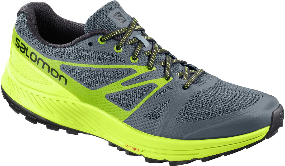 Кроссовки для бега мужские Salomon Sense Escape, цвет: серый. L40091800. Размер 9 (42)